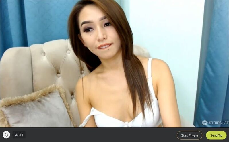 Asian live sex shows on Stripchat