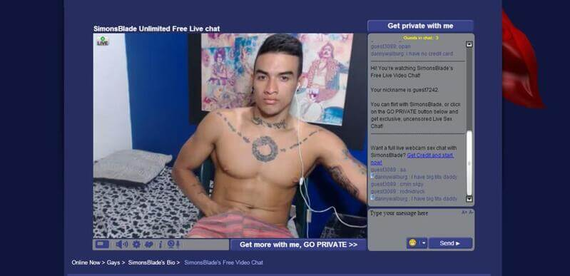 Check out this webcam sex cutie