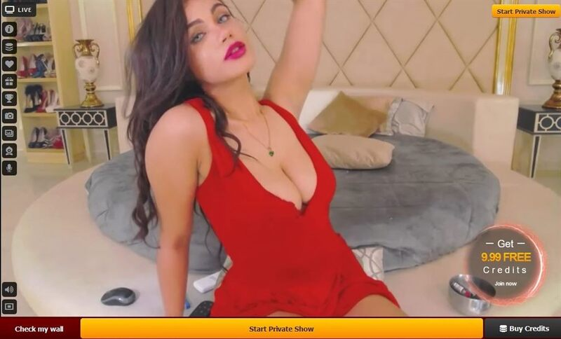 Pay with bitcoin for glamourous models at LiveJasmin.com